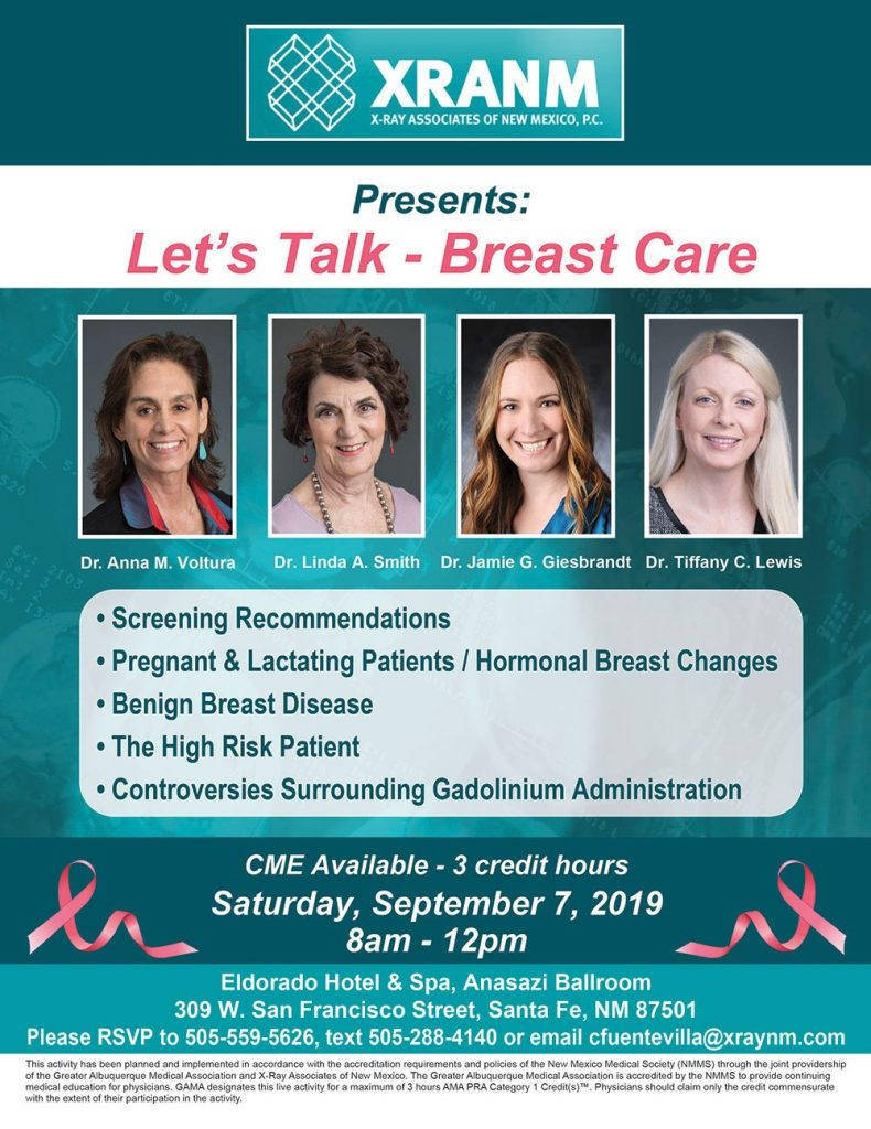 Breast Care CME - XRAMN